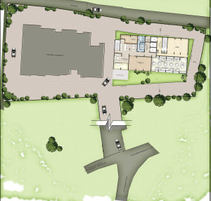Key Plan - Starlit Trivandrum