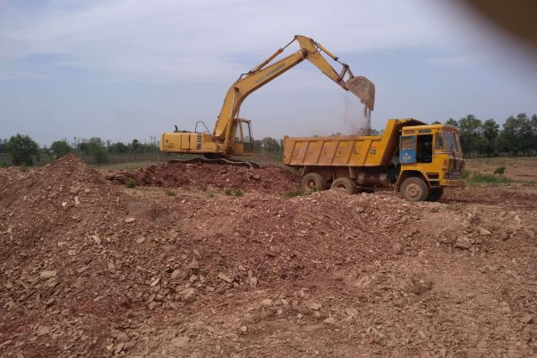 Soil Extraction