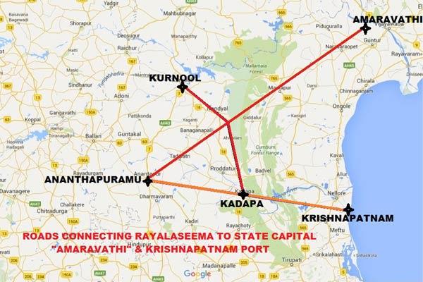 Amaravati-Anantapur-Expressway