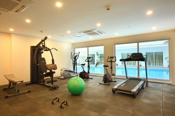 Starlit Suites Cochin - Fitness Center