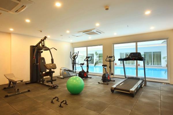 Starlit Suites Cochin - Fitness Center
