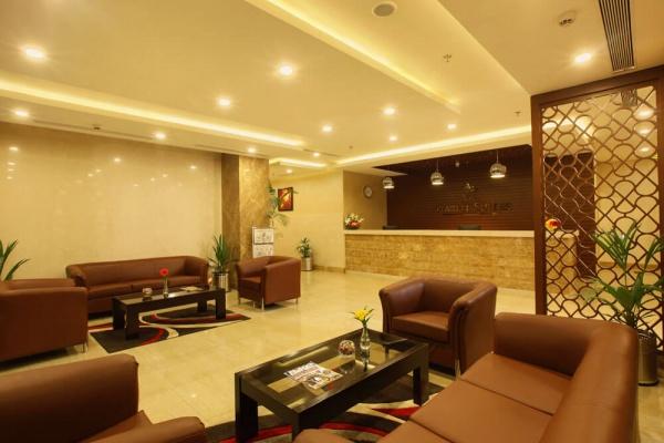 Starlit Suites Cochin - Reception Lobby