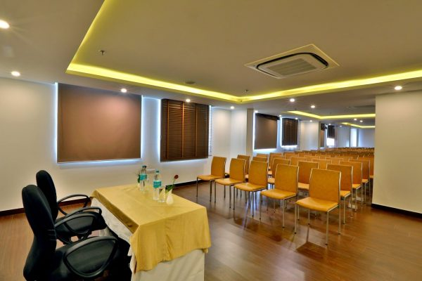 Starlit Suites Neemrana - Conference Room (1)