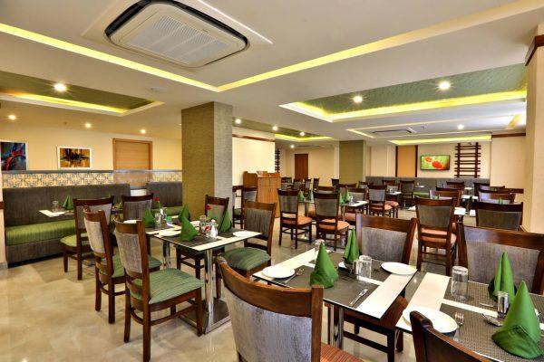 Starlit Suites Neemrana - Restaurant 2 (1)