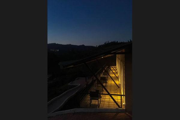 ooty deck night